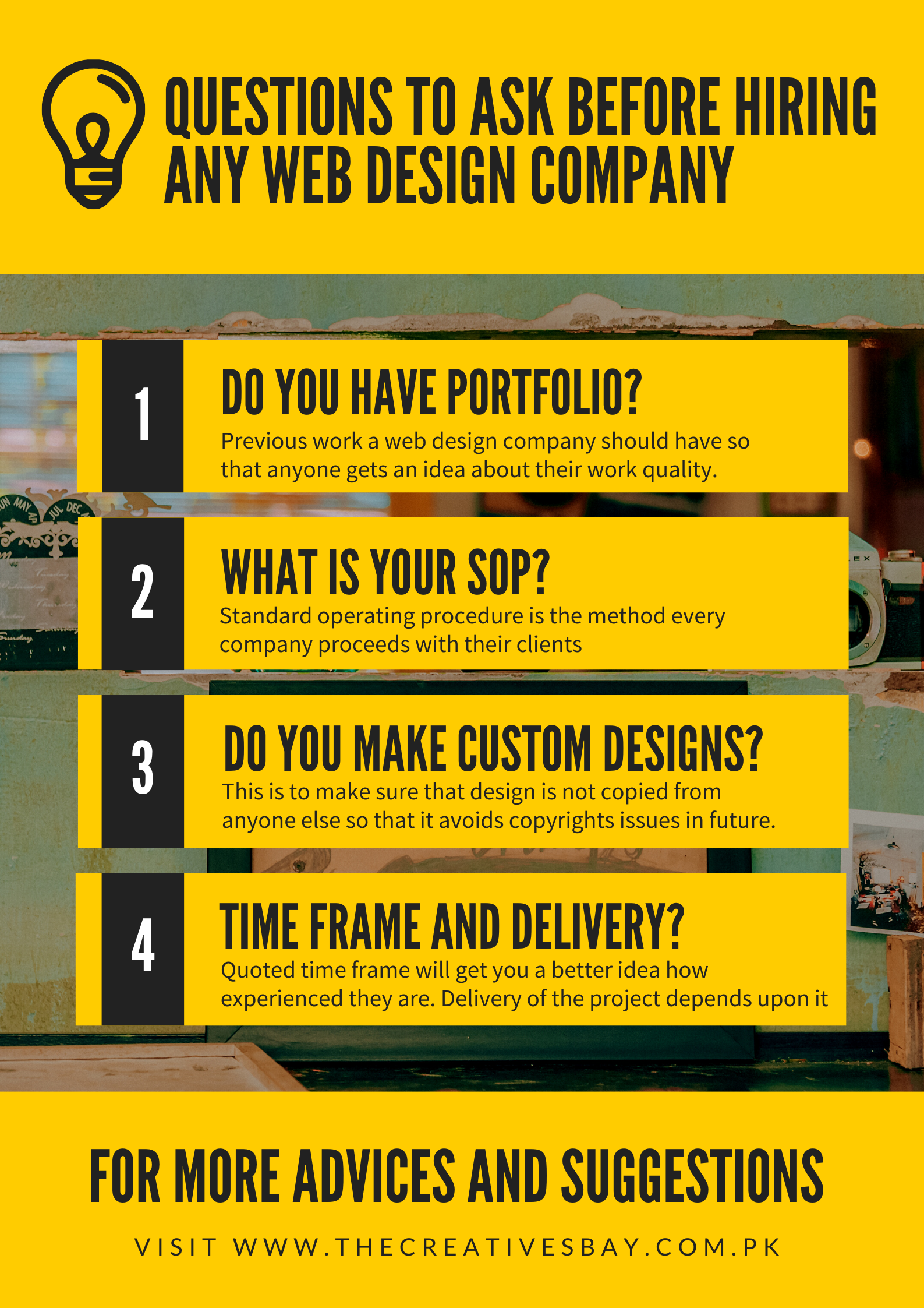Questions To Ask Before Hiring Any Web Design Company